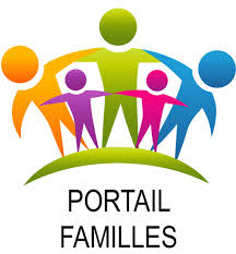bouton portail famille